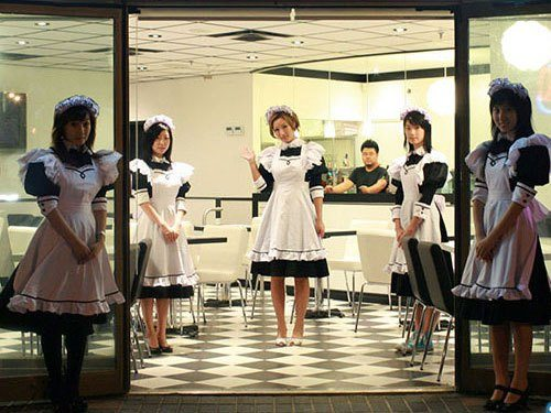 tokyo maid cafe