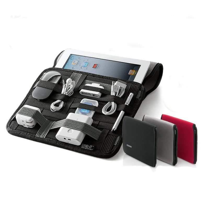 Auto-Board-Bag-Cocoon-Organizer-System-Kit-Case-Bag-For-Mobile-Phone-Tablet-PC-Digital-Gadget