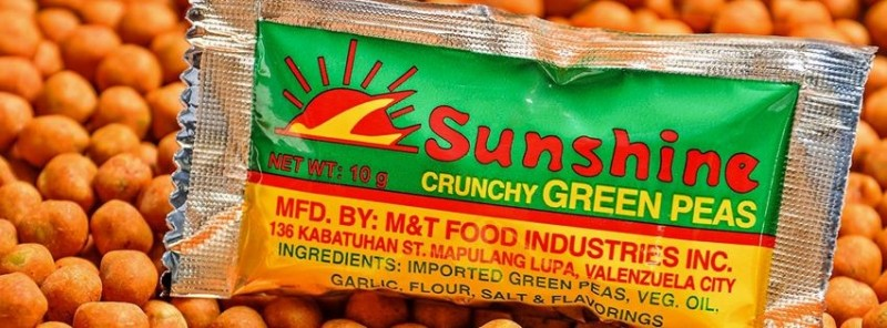 Sunshine Green Peas