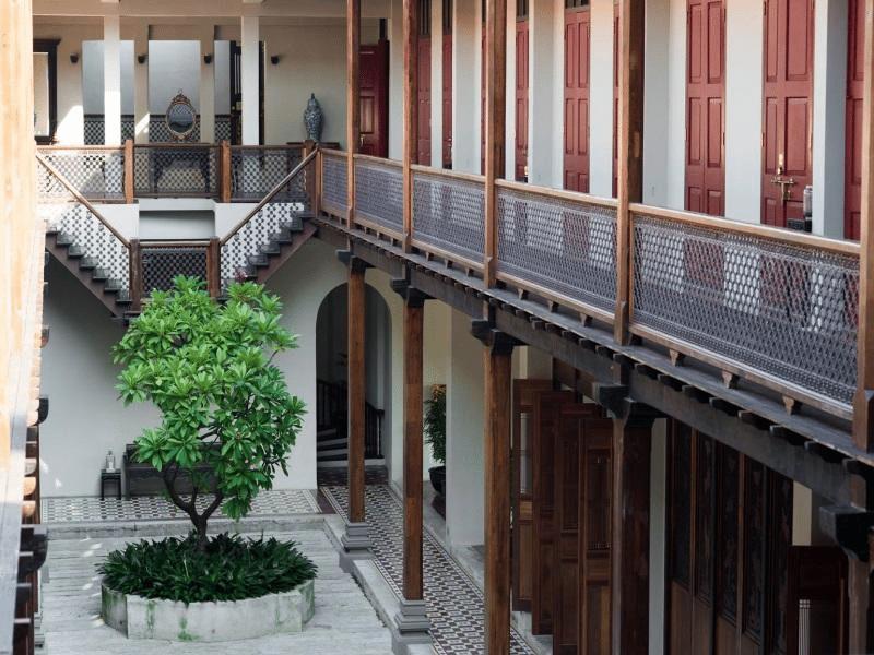 Seven Terraces