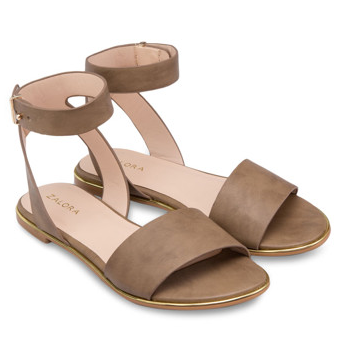 cc6f2762677b We recommend  ZALORA Flat Sandals With Metal Trimming at P879
