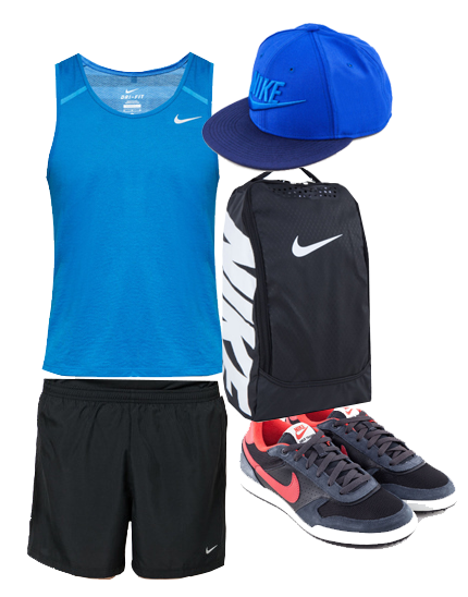 nike workout clothes mens